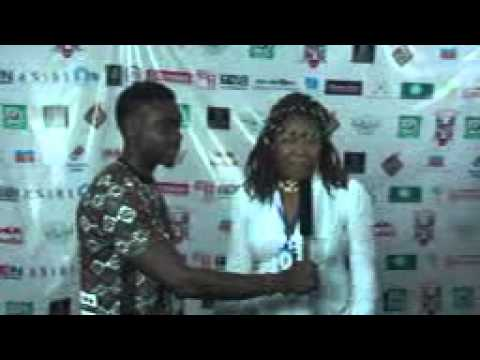princess ba soura life in felabration 2014 in nigeria from benin cotonou