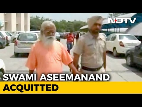 Swami Aseemanand Acquitted In 2007 Ajmer Dargah Blast Case