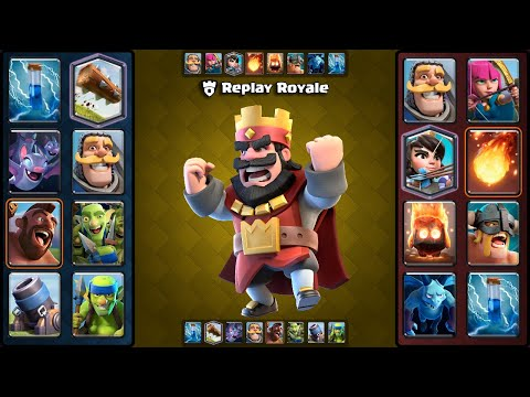 Replay Royale – February 25, 2019 06PM