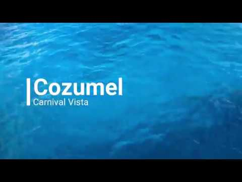Carnival Vista Excursions - Cozumel, Cayman Islands & Jamaica