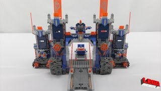 Lego NEXO Knights 70317 The Fortrex - Speed Build