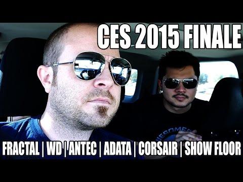 The Finale: Show Floor & Shenanigans