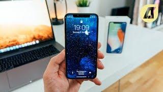 iPhone X: So waren die ersten 2 Tage! (Hands On) - Deutsch
