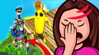 I react to the biggest unlucky ones in Fortnite! 🤓 + Mega Giveaway