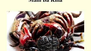 ẨM THỰC VIỆT NAM -- Vietnamese Cuisine