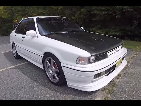 Modified Mitsubishi Galant VR4 -  One Take