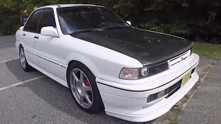 Modified Mitsubishi Galant VR4 - (New Jersey) One Take