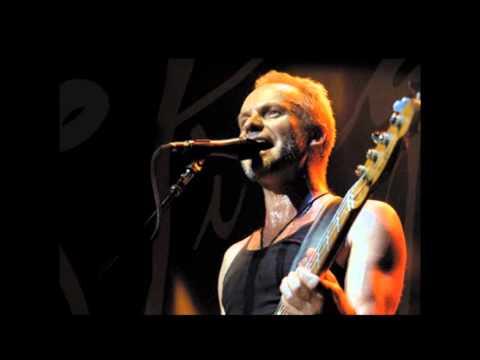 Sting - Englishman in New York (lyrics)