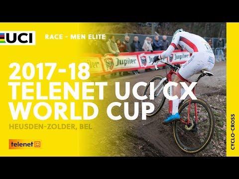 2017-18 Telenet UCI Cyclo-cross World Cup – Heusden-Zolder (BEL) - Men Elite