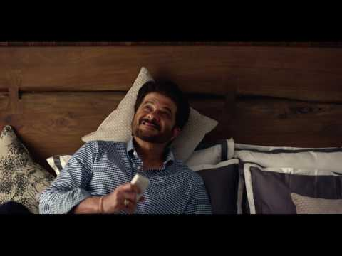 NEVER LEAVE YOUR HOME AGAIN: MICROMAX AC TVC WITH ANIL KAPOOR