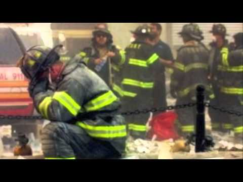 Remembering September 11, 2001. World Trade Center 9/11 Memorial