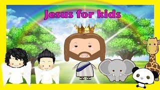 Jesus Loves Me Songs for kids worship videos children Toy heaven Christian songs for kids