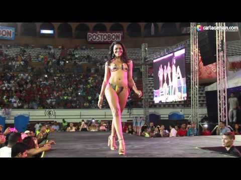 Elección y Coronación Reinado Independencia Cartagena 2015
