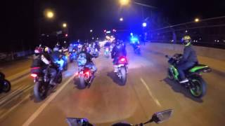 Chicago Motorcycle Ride