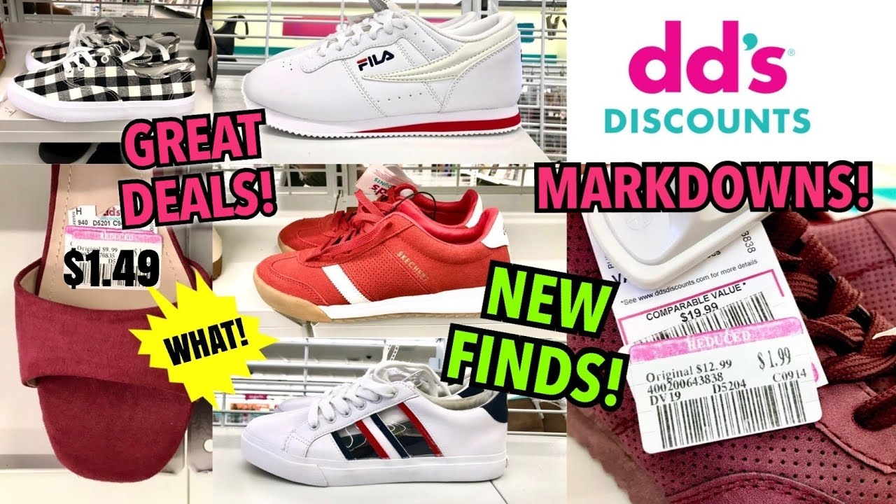 dd's DISCOUNTS Shop With Me SHOES New