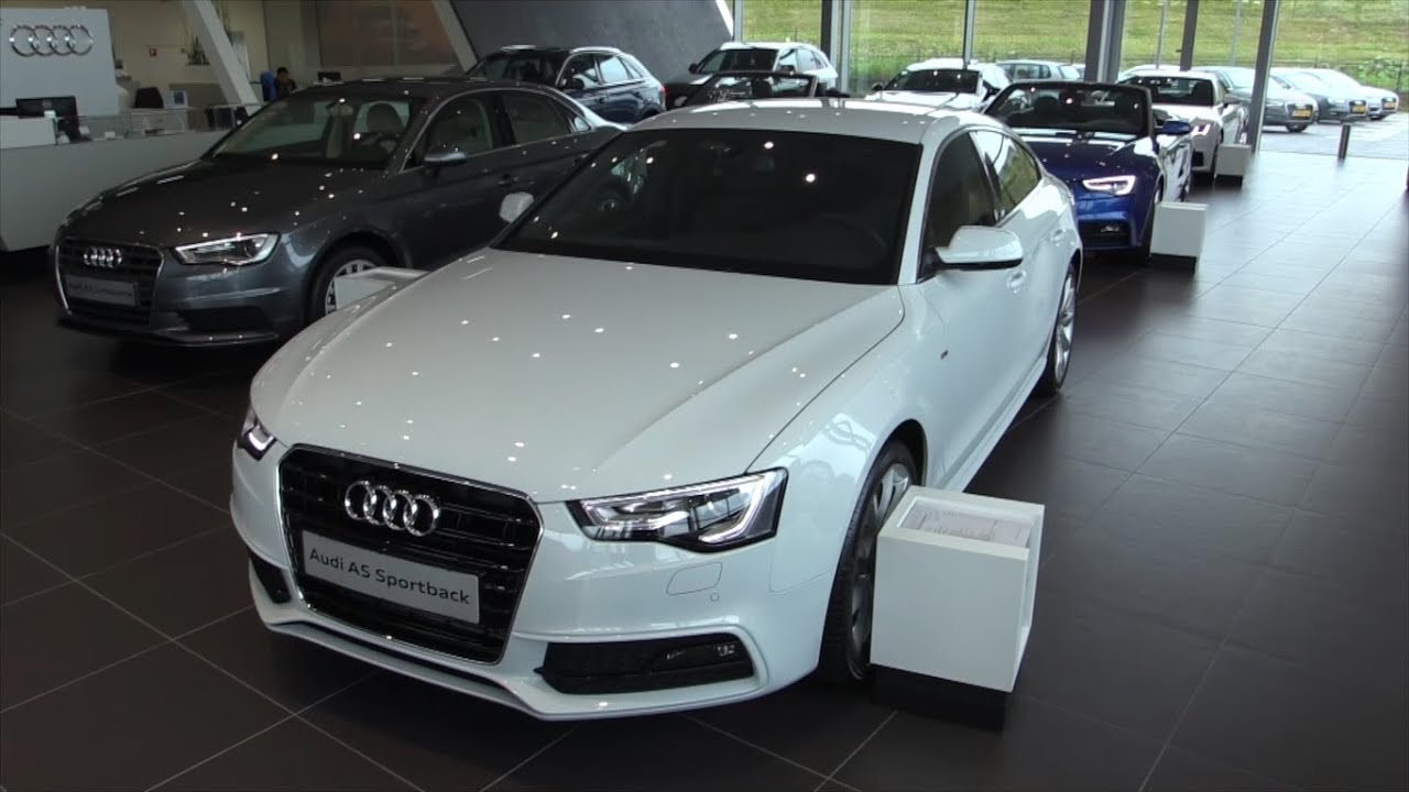audi a5 sportback s line 2015 in depth review interior. Black Bedroom Furniture Sets. Home Design Ideas