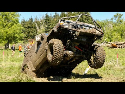 Засели все RAM Patrol Jeep и даже Уазы