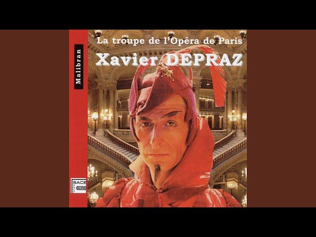 "XAVIER DEPRAZ /""LE COMTE ORY/"" ROSSINI PHOTO OPERA CM"