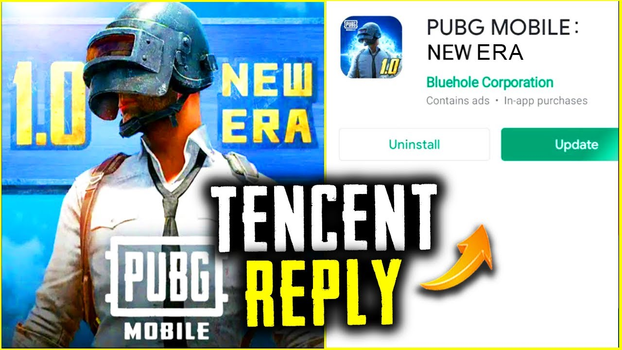 PUBG UNBAN IN INDIA | NEW UPDATE ON PUBG BAN