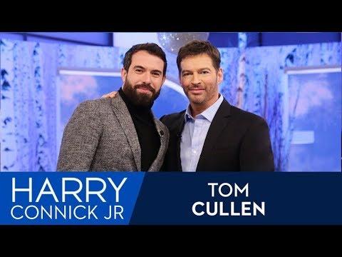 Knightfall's Tom Cullen on HARRY!