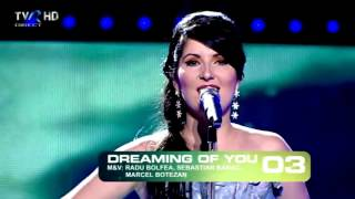 Letitia Moisescu (Leticia) - Dreaming of you (EUROVISION Song Contest 2011)