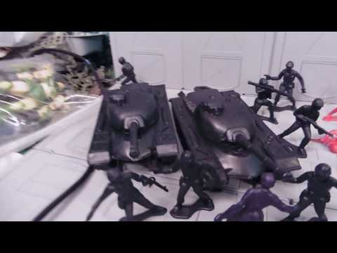 HOW TO MAKE ANY COLOR ARMY MEN *Full Tutorial*
