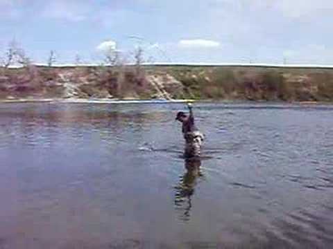 Big horn river fishing youtube for Bighorn river fishing report