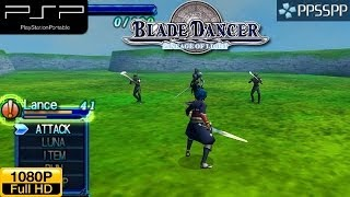 Blade Dancer: Lineage of Light - PSP Gameplay 1080p (PPSSPP)