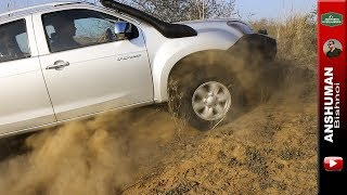 Offroading with Fortuner, Endeavour, V-Cross, Duster AWD. May 2019