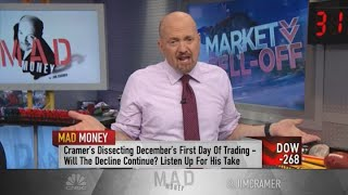 Jim Cramer: We need more