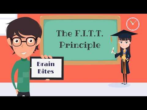 Brain Bites The F.I.T.T. Principle