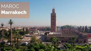 Maroc, sur la route des oasis - Marrakech