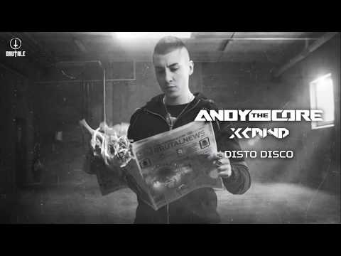 Andy The Core & X-Mind - Disto Disco (BRU051)