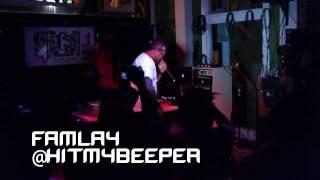 fam lay hitmybeeper and whoa whoa 804 live at epicfest