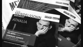 """Ruth Ziesak  Jana Büchner  Duett: """"O wie seelig ist das Kind""""  aus Athalia von Mendelssohn"""