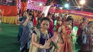 Daps-6 Navratri 2018 Gujarati sanskar Kendra CBD