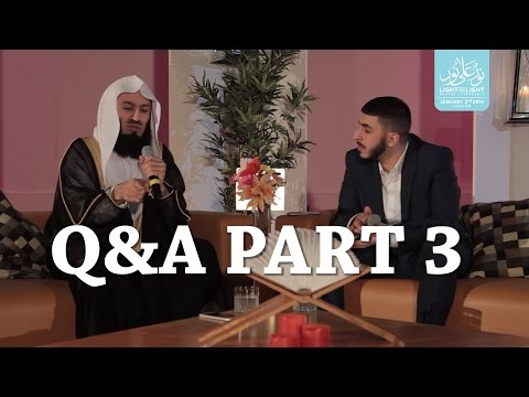 Mufti Menk & Ali Dawah Halal Dating
