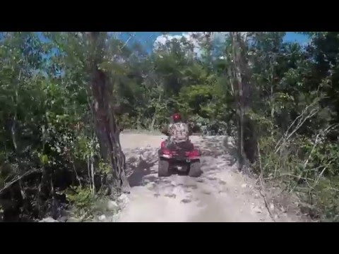 ATV Jungle Adventure & Beach - Cozumel, Mexico
