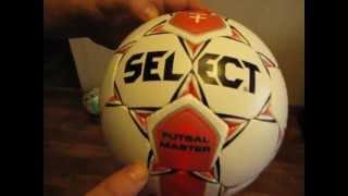 Мяч футзальный Select Futsal Master(, 2012-10-15T19:52:15.000Z)