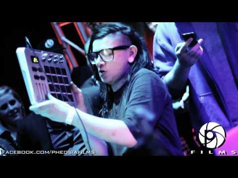 Skrillex Live in Las Vegas - Duration: 23 min. HD