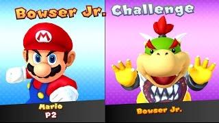 Mario Party 10 - Bowser amiibo Board (2 Player amiibo Party Mode)