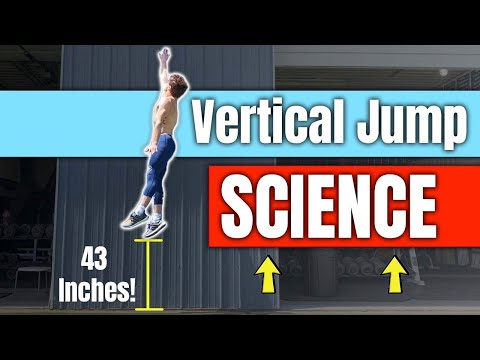 Vertical Jump Science How to Jump Higher!!