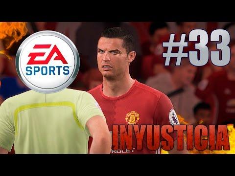 FIFA 17 - Modo Carrera Manchester Utd. [Cap. #33] ¿Por qué eres así?