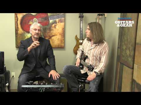 Line 6 Helix Guitar Multi-effects Processor Review by Sweetwater Sound