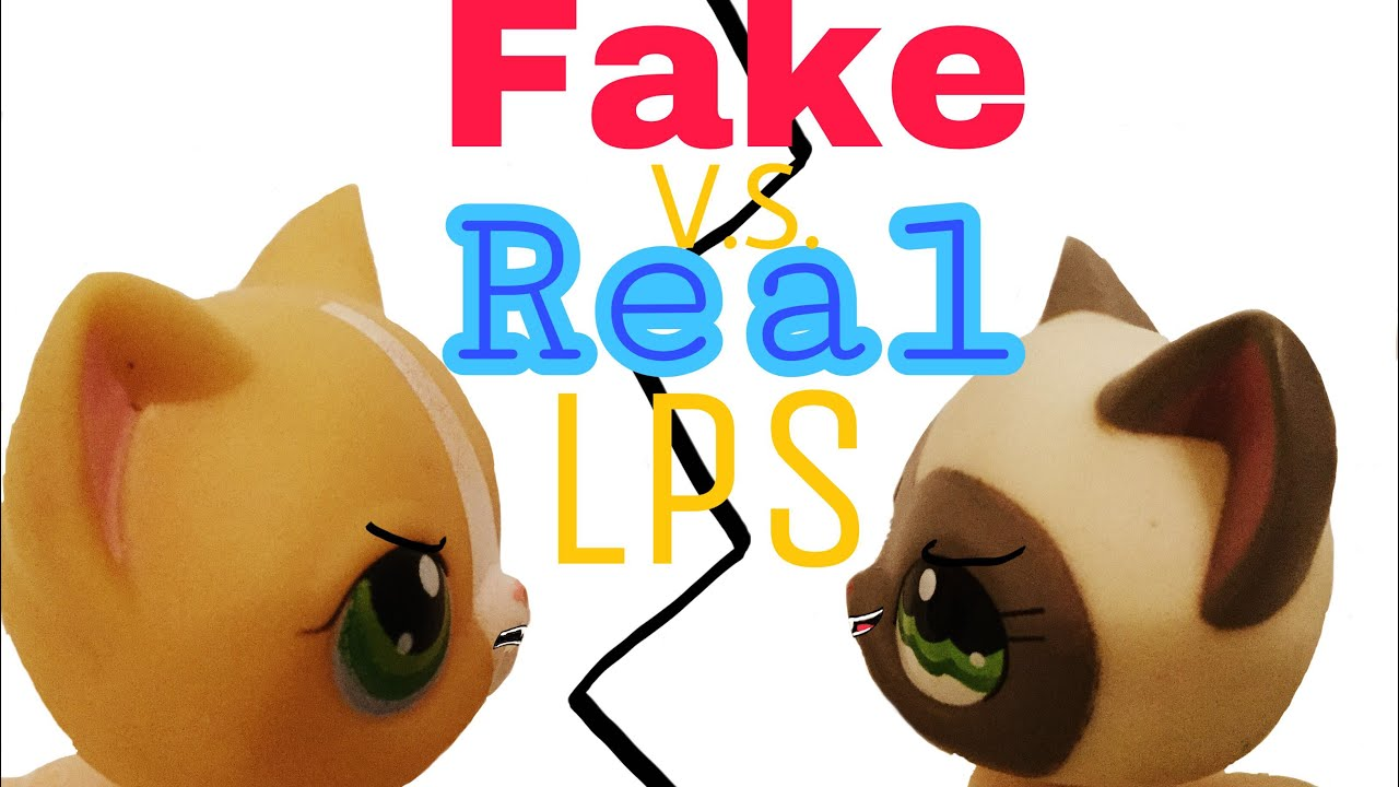 Lps Shorthair Cats Real V S Fake Youtube