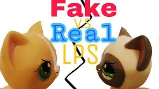 Lps Real Vs Fake Shorthair