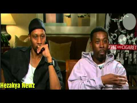 SPECIAL REPORT: RZA and GZA Of Wu-Tang Clan Speak About Film Scoring and Acting In Movies (2003)