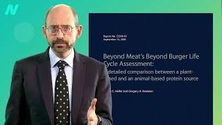 Dopady rostlinných náhražek masa na životní prostředí