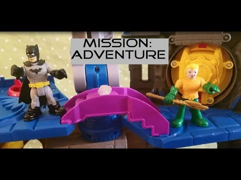 Manta Diamond  Mission: Adventure Toys