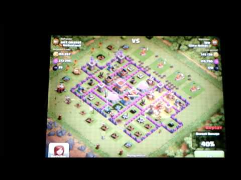 Clash Of Clans 748,082k Resources!